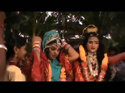 Bhole ki barat chaddi gaj baj k sarane bhang piti raj raj ke  shiv vivah song by shyam sisodia