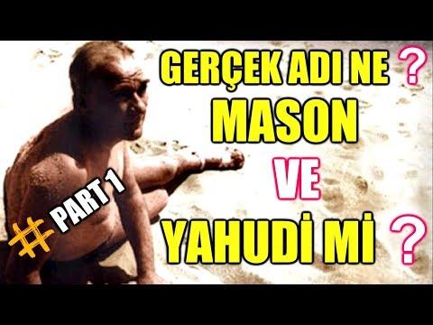 Atatürk'ün Gerçek Adı Ne ? l Mason ve Yahudi miydi ? l #Part 1