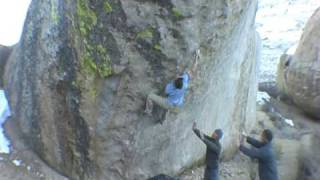 Mike Doyle - Bouldering