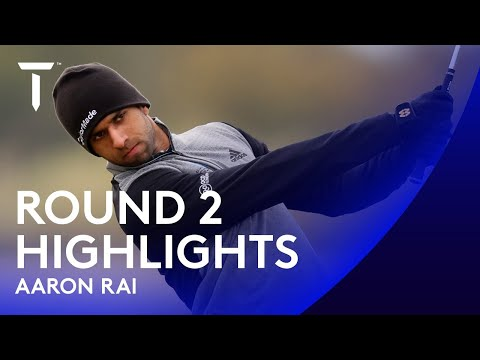 Hole outs fire Aaron Rai up the leaderboard | 2020 Scottish Championship presented by AXA