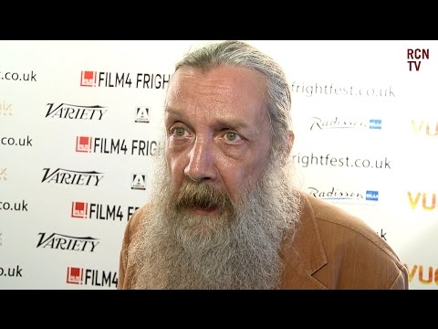 Alan Moore Interview - New Film, Watchmen & Graphic Novels