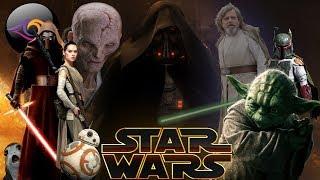 Главные ТАЙНЫ Звездных войн у которых до сих пор нет разгадки