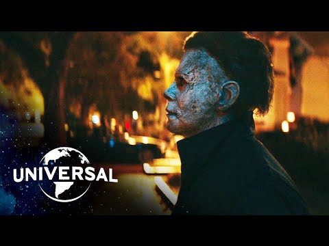 Halloween (2018)   Michael Myers' Halloween Night Killing Spree