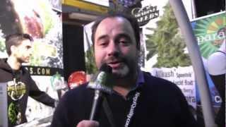 25th High Times - Danny Danko - Cannabis Cup Amsterdam 2012 - ASC