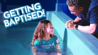 What Does Baptism Mean to Us?  |  Our Story
