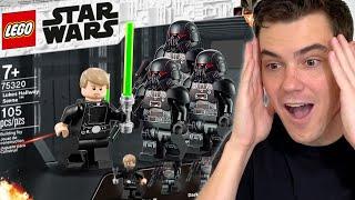 2022 LEGO Star Wars DARK TROOPER BATTLE PACK?