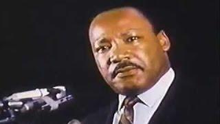 Martin Luther King Jr MLK  Last Speech  HD