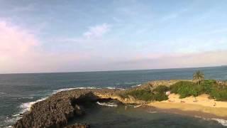 Playa Poza de las Mujeres en Manati