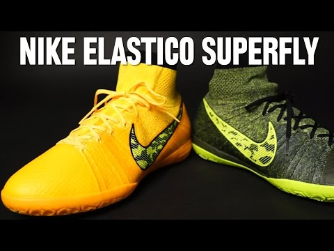 Review zapatilla sala Nike Elastico Superfly