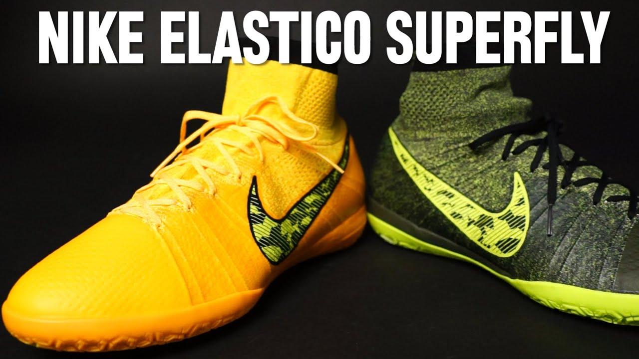 0ed1a64180c68 Review zapatilla sala Nike Elastico Superfly. Fútbol Emotion