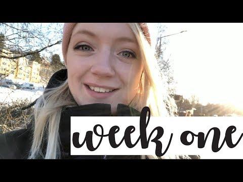 Week 1: Oslo Adventures