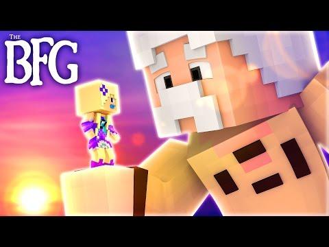 Minecraft Adventure - BFG - THE BIG FRIENDLY GIANT!!