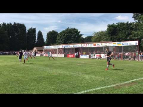Lincoln United v Lincoln City First GOAL!!