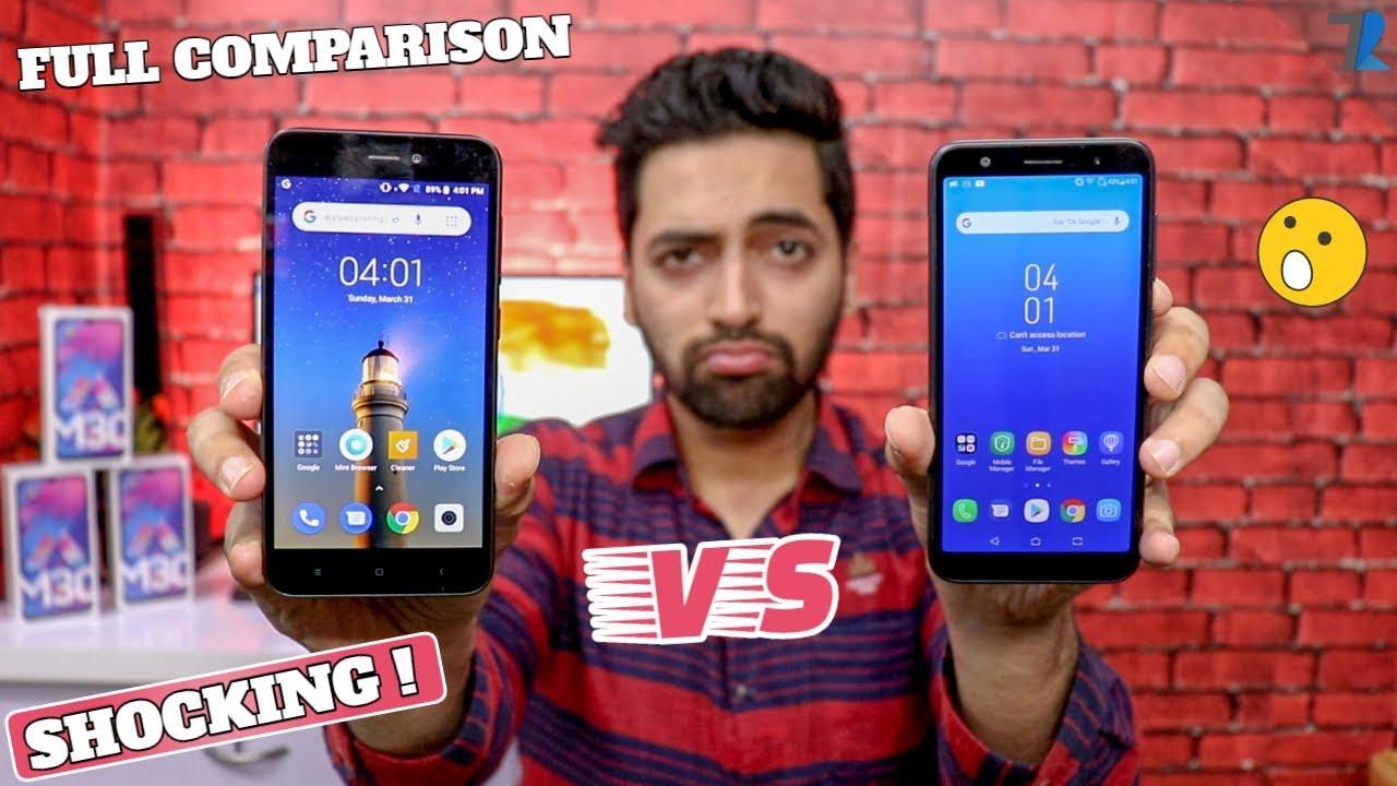 Redmi Go vs Asus Zenfone Lite L1 - Display,Camera,Perfomance,Widevine,Sensors,Gaming & More