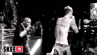 DMX Performs New Song   I Don't Dance Feat   Machine Gun Kelly Live