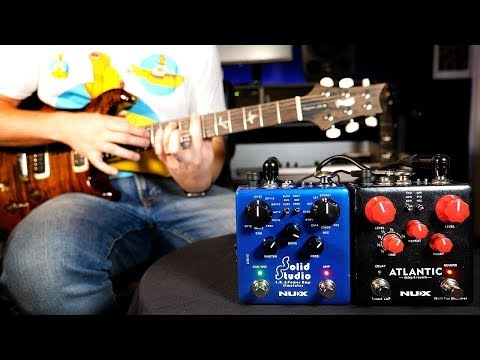 A Music Studio in One Guitar Pedal