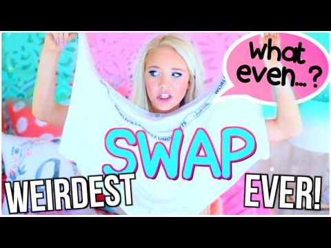 Weirdest Swap EVER!!