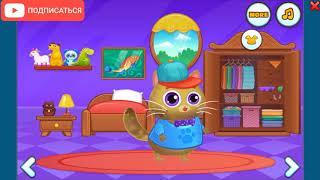 Bubbu виртуальный питомец. Игры для детей. Детские игры. Игры для девочек. Игры для мальчиков