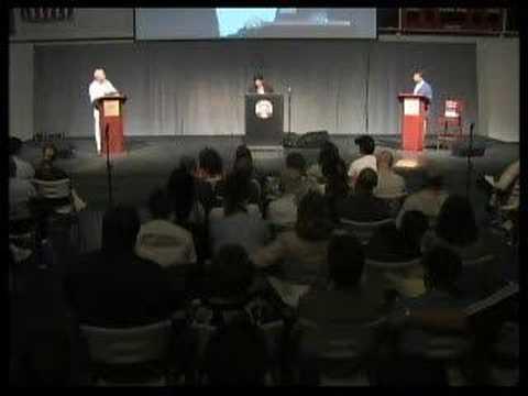 Part 6 - Dinesh D'Souza Debates Peter Singer