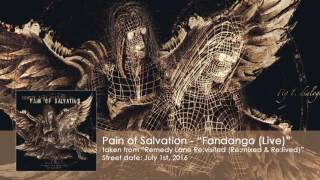 PAIN OF SALVATION – Fandango (Live) (Album Track)