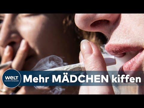 DROGEN-STUDIE: Besonders Junge Frauen Sind Neugierig Auf Cannabis