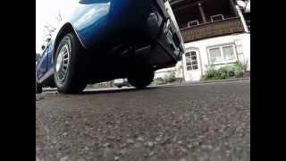 Mustang V8 rally pac