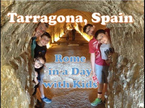 Tarragona: Doing Rome in a Day