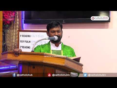 English Mass @ St Anthony's Shrine, Mettuguda, Hyd,Telangana, INDIA. 6-9-19