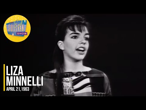 """Liza Minnelli """"Just A Little Joint With A Juke Box"""" on The Ed Sullivan Show"""
