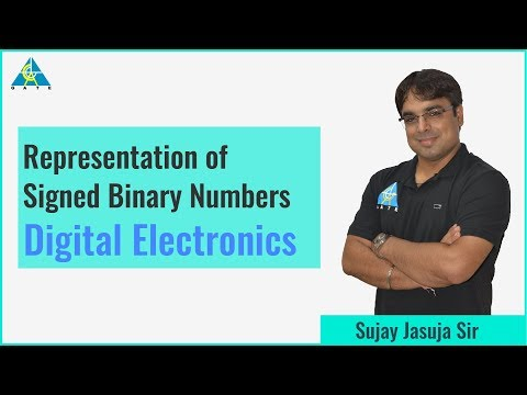 Representation of Signed Binary Numbers | Digital Electronics