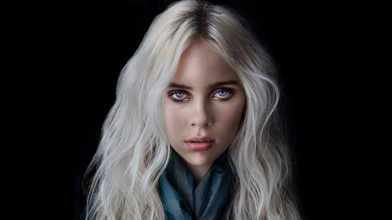 Billie Eilish - Real Voice (without autotune)