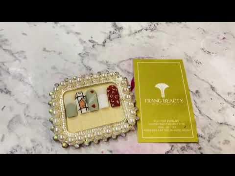 Hướng dẫn vẽ nail móng ngắn đơn giản cho các bạn mới vào nghề nail cùng Trang Beauty Salon