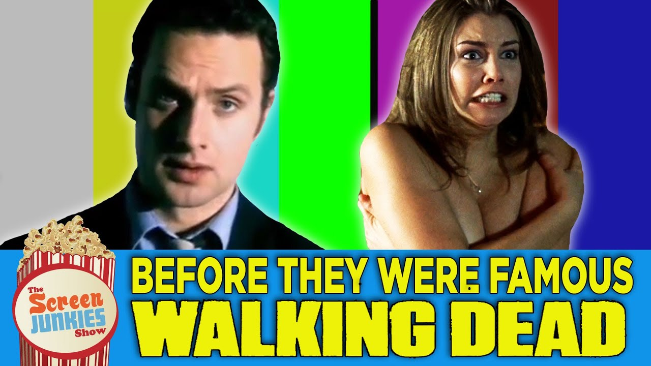 The 11 Hottest Zombies From 'The Walking Dead' - MTV
