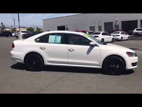2015 Volkswagen Passat Palm Springs, Palm Desert, Cathedral City, Coachella Valley, Indio, CA 069463
