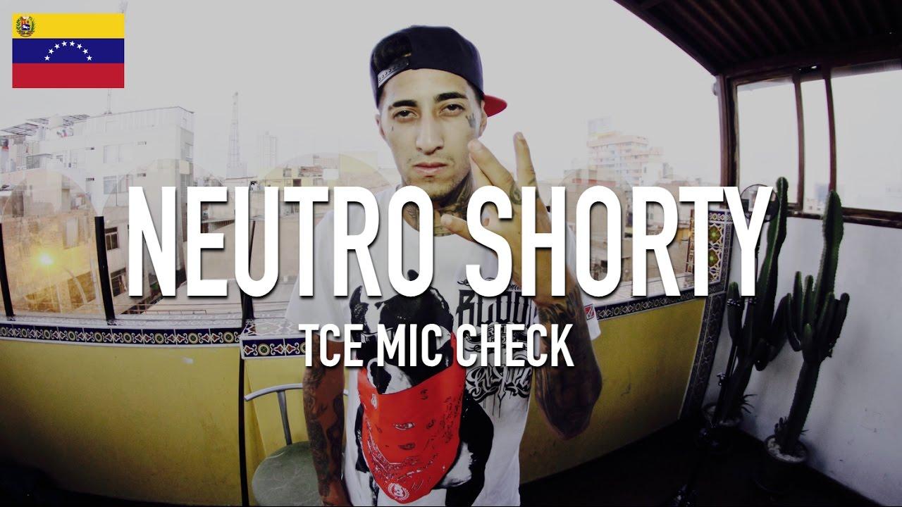 Neutro Shorty - Soy Yo ( Prod. By Young Taylor ) [ TCE Mic Check ] #1