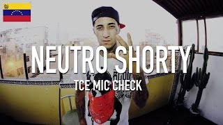 Neutro Shorty - Soy Yo ( Prod. By Young Taylor ) [ TCE Mic Check ] thumbnail