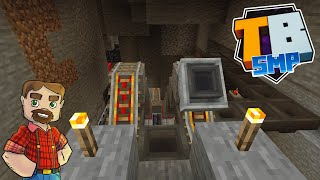 Sorting, Loading, and Unloading!- Truly Bedrock SMP Season 2! - Episode 22