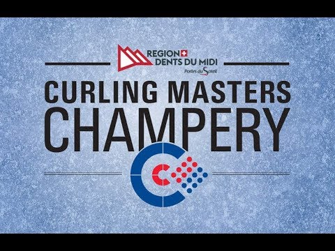 World Curling Tour, Champery Masters, Round Robin, Team Edin (SWE) vs Team Muskatewitz (GER)