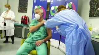 Еврокомиссия признала сертификаты о вакцинации \