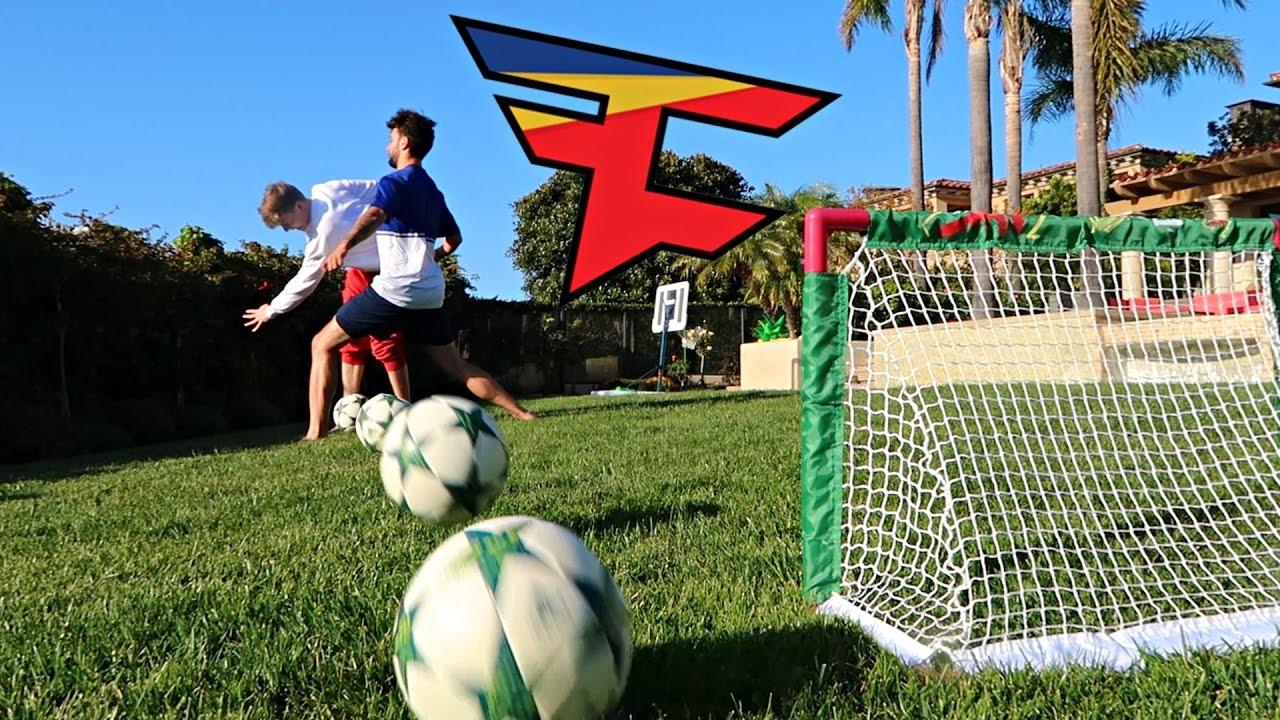 backyard soccer mini games youtube