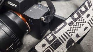 세상에서 가장 이쁜 카메라 스트랩 추천. | gear