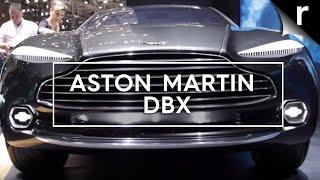 Aston Martin DBX 4x4 concept | Geneva 2015