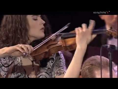 Max Bruch - Double concerto for violin (clarinet) and viola. Alena Baeva, Yuri Bashmet