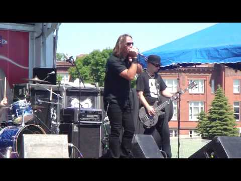 Against All Will- SweptAway Live 7-3-10