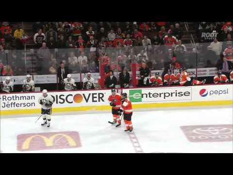 Philadelphia Flyers @ Pittsburgh Penguins 20.01.2015