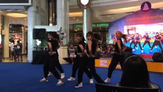 "X-zy cover K-pop - "" New Thang + Partition + Hate "" @RU Young Talent #2"