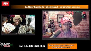 Sa Neter Open Line Show On Polight And Dr. Umar, What A Waste Of Talent