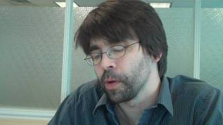 """INTERVIEW WITH """"HORNS"""" AUTHOR JOE HILL"""