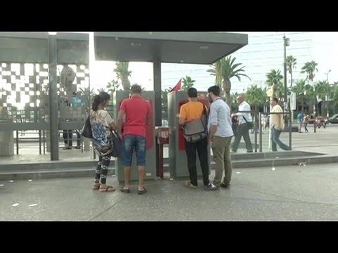 Maroc, Un Tramway nommé Art à Casablanca