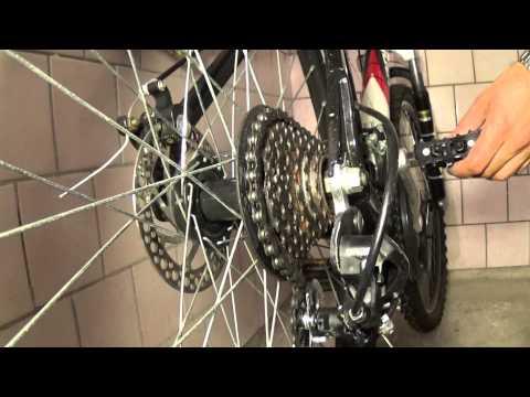 Как отрегулировать скорости на велосипеде видео